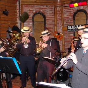 Wieczór z Diexielandem. Koncert grupy Sweet And Hot Jazz Band