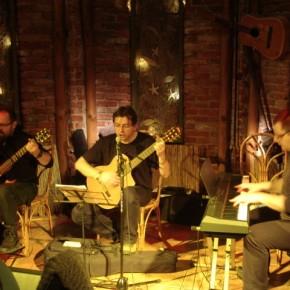 Wieczór z Kaczmarskim. Koncert grupy Trio Łódzko-Chojnowskie