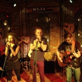 Śladami bluesa - koncert grupy LEVI 20.02.2015