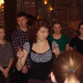 Warsztaty tańca irlandzkieg - impreza cykliczna