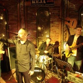 Zwariowany swiat Jazzu - koncert Samokhin Band  28.02.2015