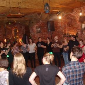 Warsztaty tańca bretońskiego