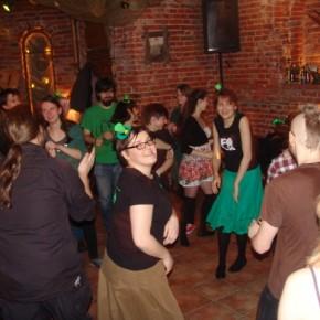 Warsztaty tańca irlandzkiego - Dzień Św. Patryka