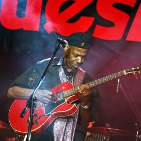 Wieczór z amerykańskim bluesem.  Earl Thomas z zespołem - koncert