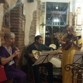 Rewelacja miesiaca. Koncert muzyki folkowej i dawnej.  Grupa Liarman