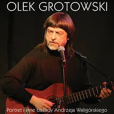 "Legendy Yapy. Olek Grotowski "" Ballady rycerskie i historyczne"""