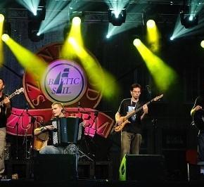 Szantowi giganci !!!. Koncert grupy Własny Port