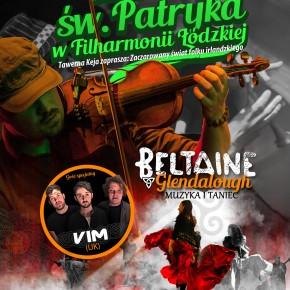 Dzień Św. Patryka w Filharmonii Łódzkiej
