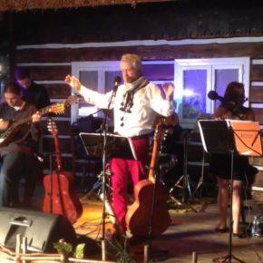 Legendy Yapy - koncert grupy Latający Dywan