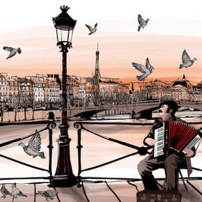 """""""Pod dachami Paryża - wieczór muzyki francuskiej"""