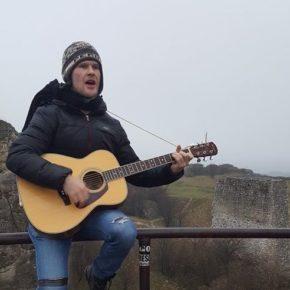 Gitara poezją pisana . Koncert Krzysztofa Jóźwiaka