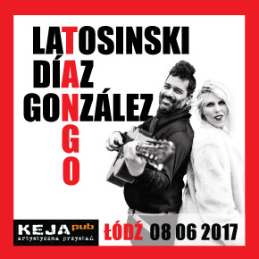 Argentyński duet tanga - Latosinski Diaz Gonzalez