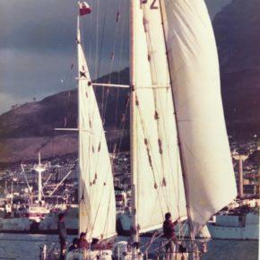 Klub Podróżników Keja.  40 lat rejsu Asteriasa dookoła świata