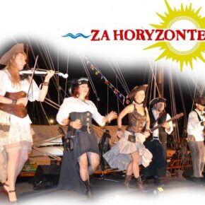 Na pirackich szlakach !!!. Koncert grupy Za Horyzontem