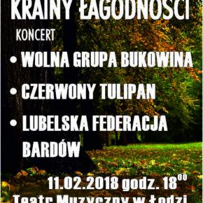Legendy Krainy Łagodności. Koncert w Teatrze Muzycznym w Łodzi