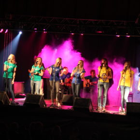 Legendy piosenki turystycznej.... czyli Wołosatki w Tawernie Keja