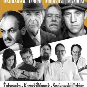 Legendy Bardów XX wieku. Koncert w CKK Jordanki w Toruniu