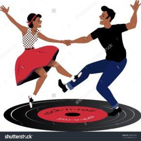 Wieczór z blusem i rock and rollem.... czyli tanecznie przez lata 60 te