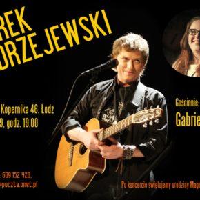"""Marek Andrzejewski w Tawernie Keja..... z udziałem """"Gabi"""" Gabrieli Guni !!!"""