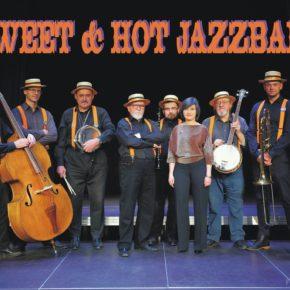 Wieczór z Diexielandem. Koncert grupy Sweet & Hot Jazz Band
