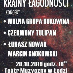 Legendy Krainy Łagodności. Teatr Muzyczny w Łodzi