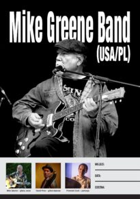 Odcienie bluesa. Mike Greene Band