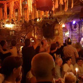 XV urodziny Tawerny Keja !!!!!  Część II  ...... czyli  szaleństwa urodzinowe w klimatach Krainy Łagodności i piosenki turystycznej  !!!!