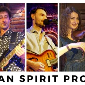 Koncert online. Mikołajki z Balkan Spirit Projekt w Tawernie Keja