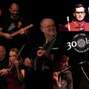 Celtic fusion w Łodzi czyli Jig Reel Maniacs w Tawernie Keja